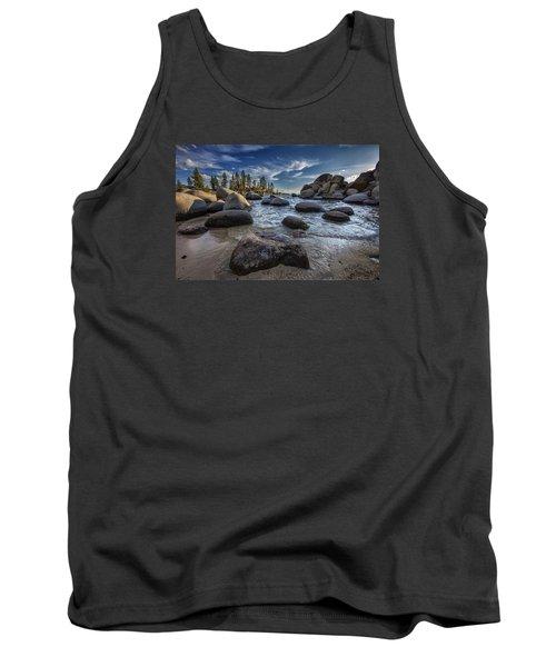 Sand Harbor II Tank Top