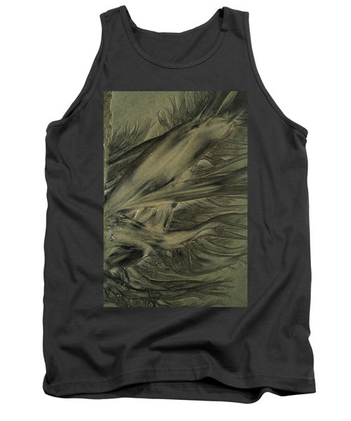 Sand Patterns Myths Of The Ages Tank Top by Todd Breitling