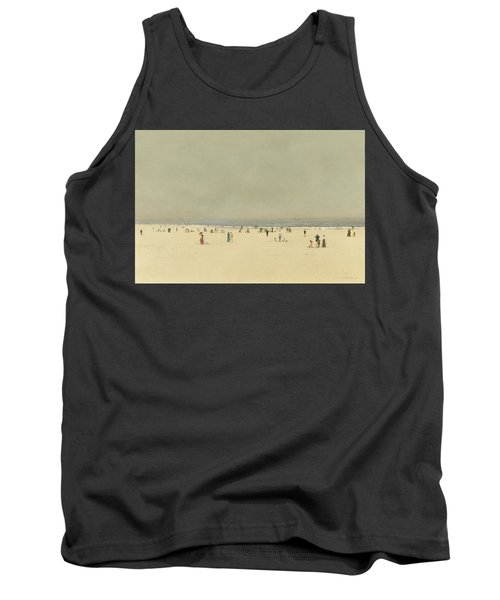 Sand Sea And Sky A Summer Phantasy Tank Top
