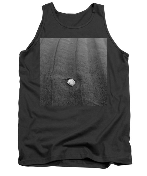 Tank Top featuring the photograph Sandlines by Jouko Lehto
