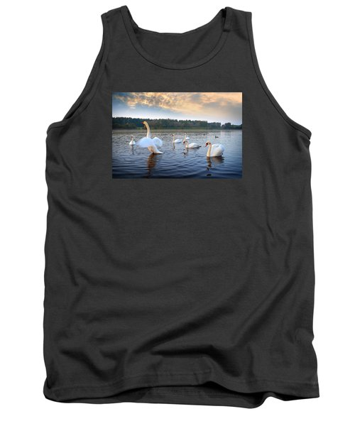 Sandy Water Park 5 Tank Top