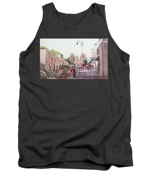 Sanfransisco Street Tank Top