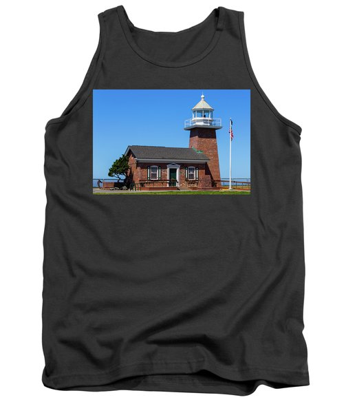 Santa Cruz Lighthouse Tank Top