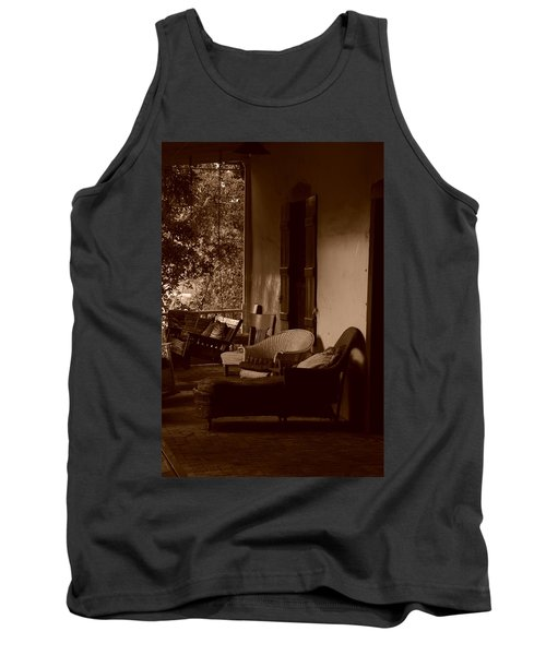 Santa Fe Porch Tank Top