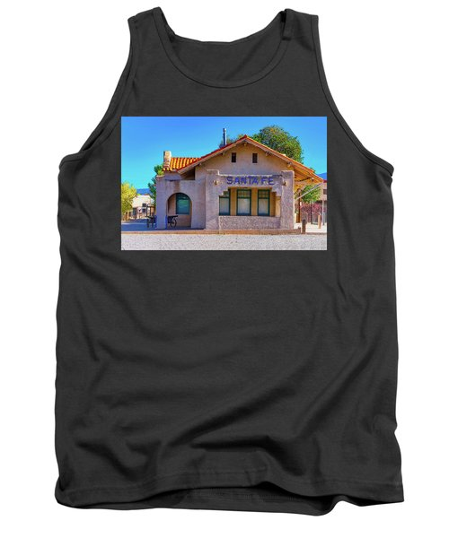 Santa Fe Station Tank Top by Stephen Anderson