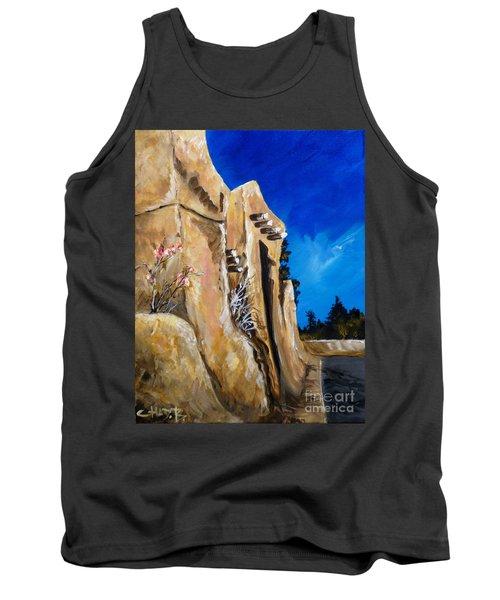 Santa Fe Stroll Tank Top