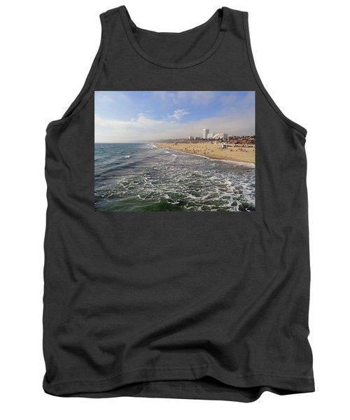 Santa Monica Beach Tank Top