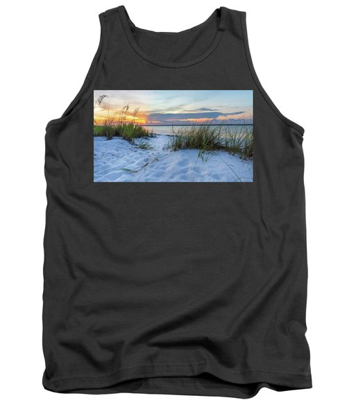 Santa Rosa Sound Sunset Tank Top