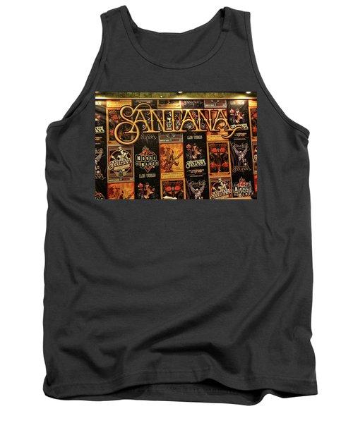 Santana House Of Blues Tank Top