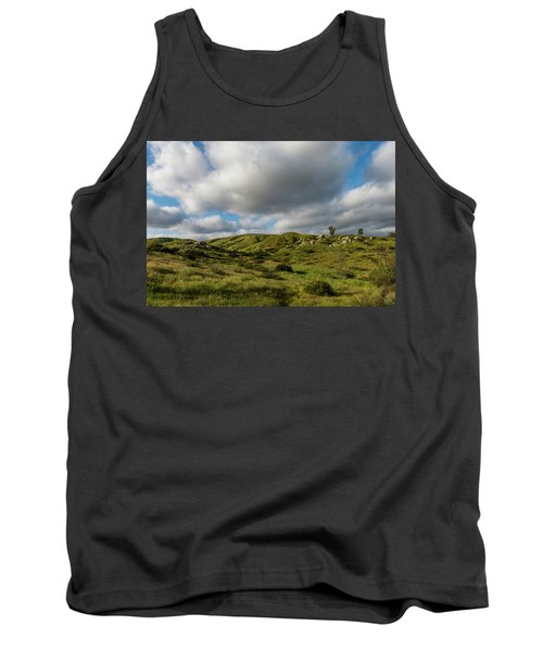 Santee Rocks Spring Tank Top
