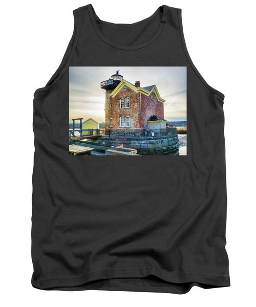 Saugerties Lighthouse Tank Top