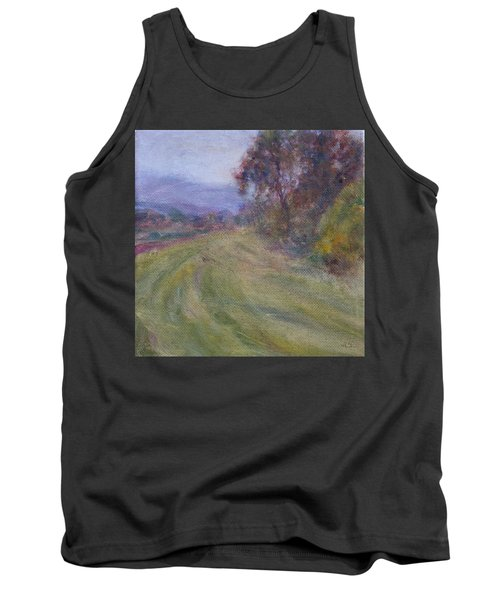 Sauvie Green Tank Top
