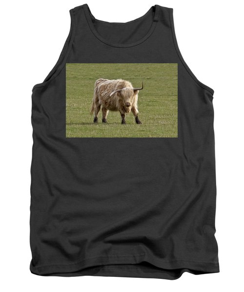 Sauvie Island Cow Tank Top