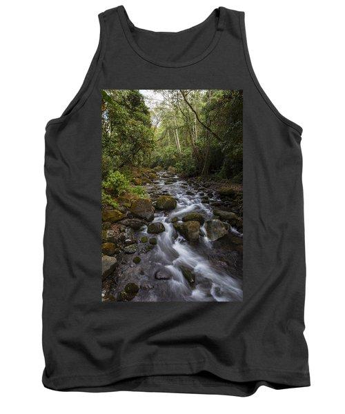 Savegre River - Costa Rica 4 Tank Top