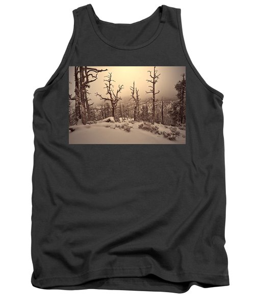 Saving You  Tank Top by Mark Ross