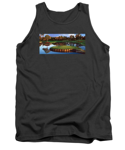 Sawgrass 17th Hole Hol Tank Top