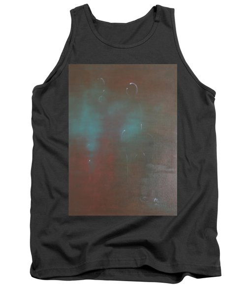 Say Nothing At All Tank Top by Min Zou