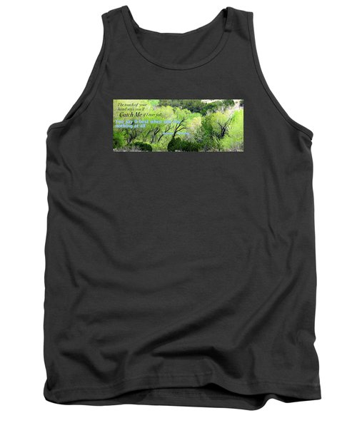 Tank Top featuring the photograph Say Nothing by David Norman