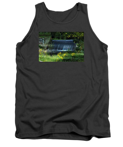 Scandinavia  Dam Tank Top by Judy  Johnson