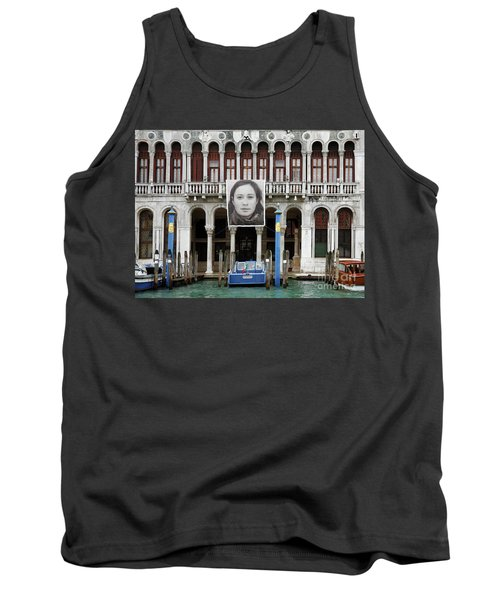 Scapes Of Our Lives #3 Tank Top