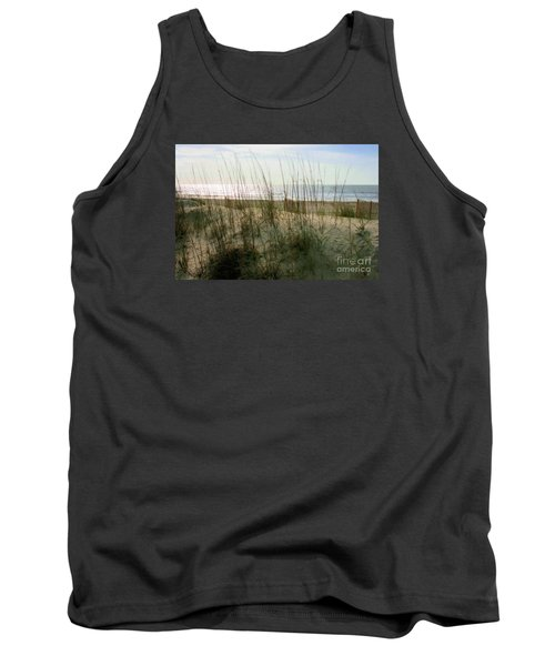 Scene From Hilton Head Island Tank Top by Angela Rath