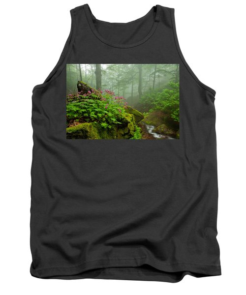 Scent Of Spring Tank Top