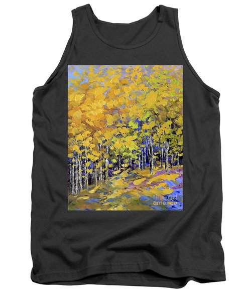 Scented Woods Tank Top