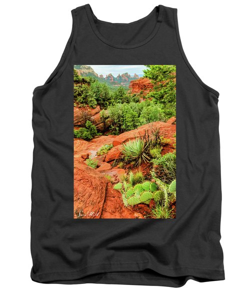 Schnebly Hill 07-057 Tank Top