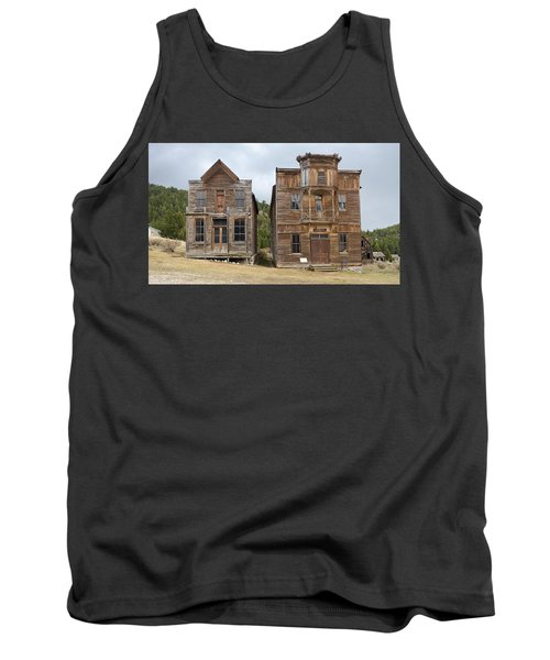 School And Dance Hall Tank Top