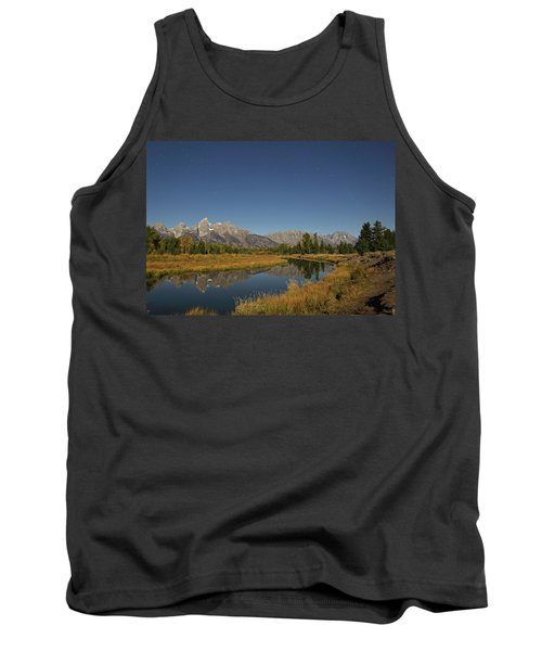 Schwabacher's Landing In Moonlight Tank Top