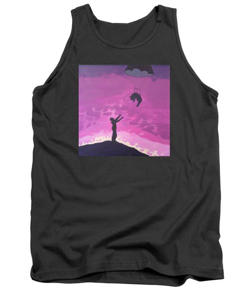 Science And Religion Tank Top