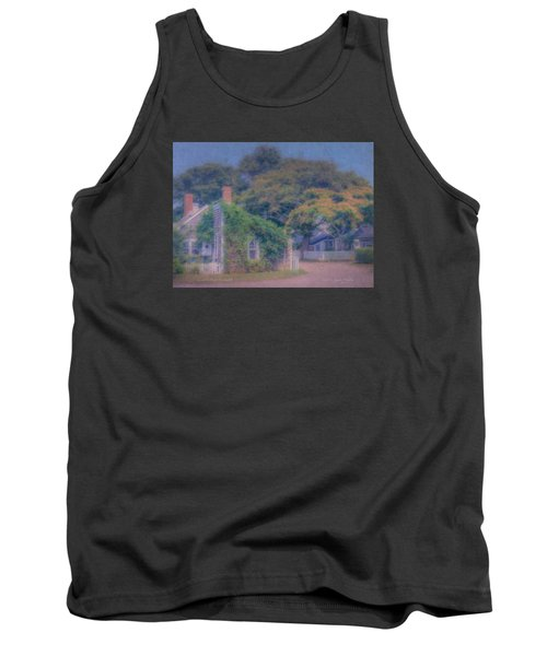 Sconset Cottages Nantucket Tank Top