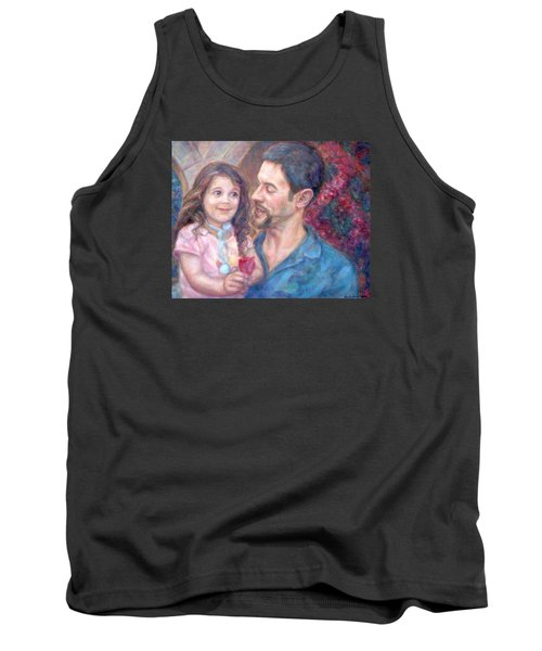 Scott And Sam Commission Tank Top by Quin Sweetman