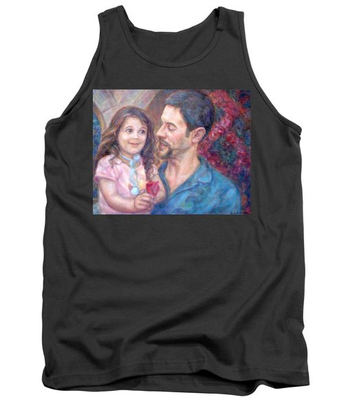 Scott And Sam Commission Tank Top