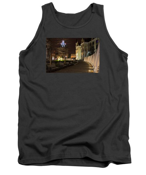 Scranton The Electric City Tank Top