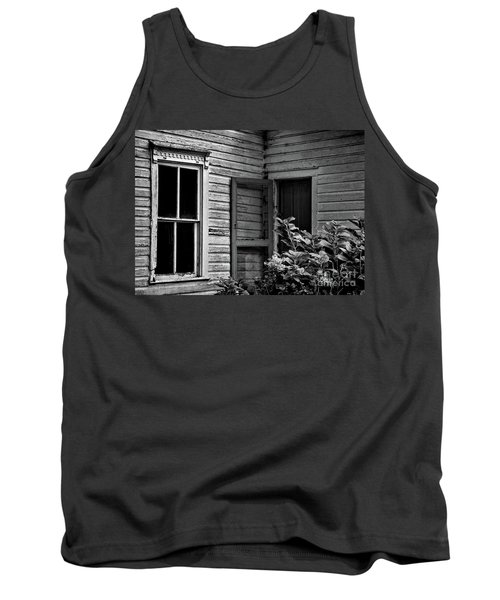 Screen To The Past Tank Top