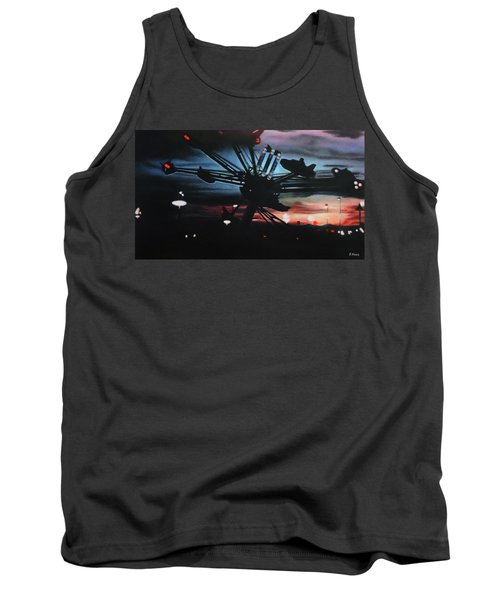 All Seeing Tank Top