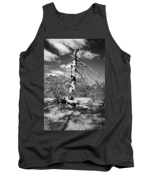 Sculpted By Time Tank Top