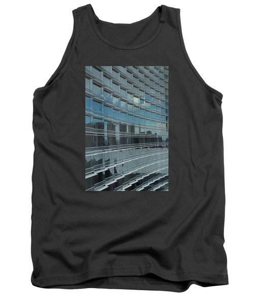 Sculpted Mirrors Tank Top
