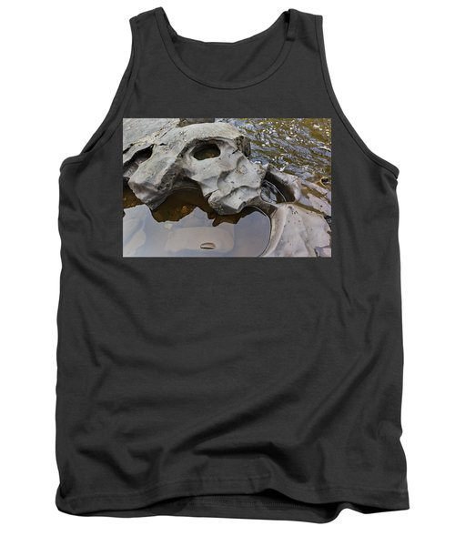 Sculpted Rock Tank Top