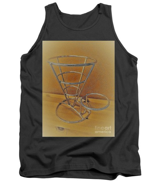 Sculpture  Tank Top