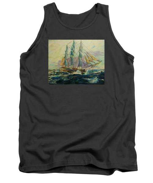 Sea Clipper Tank Top