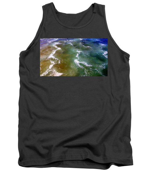Creative Ocean Photo Tank Top