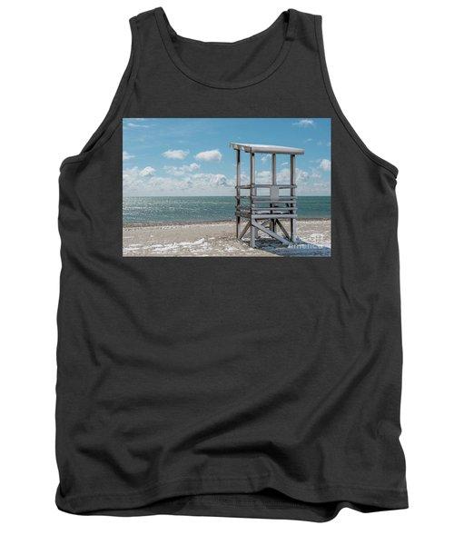 Sea Gull Beach #2 Tank Top