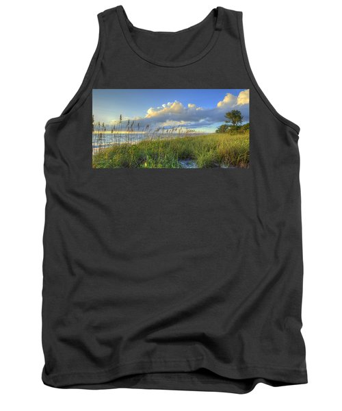 Sea Oats Tank Top
