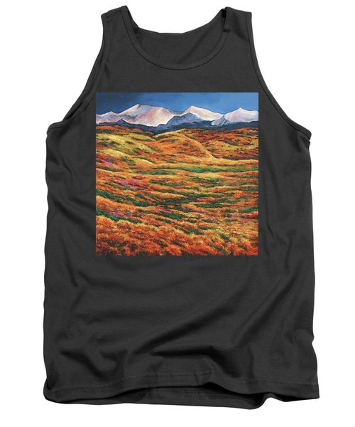 Sea Of Tranquility Tank Top