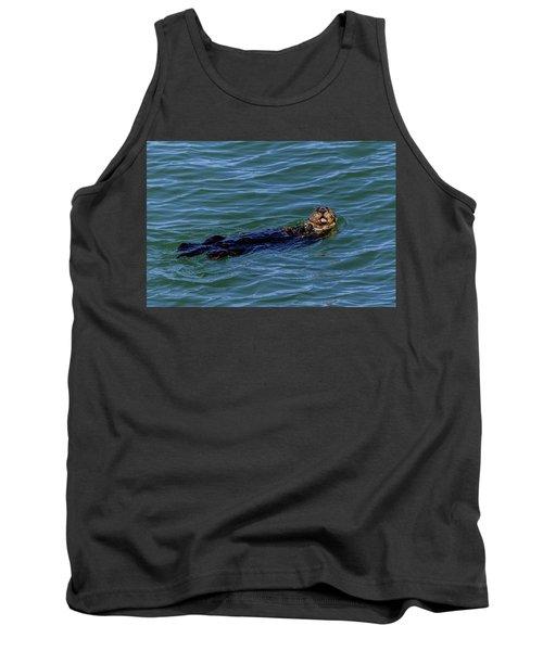 Sea Otter Tank Top