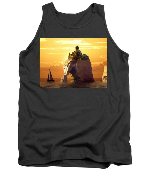 Sea Stack Tank Top