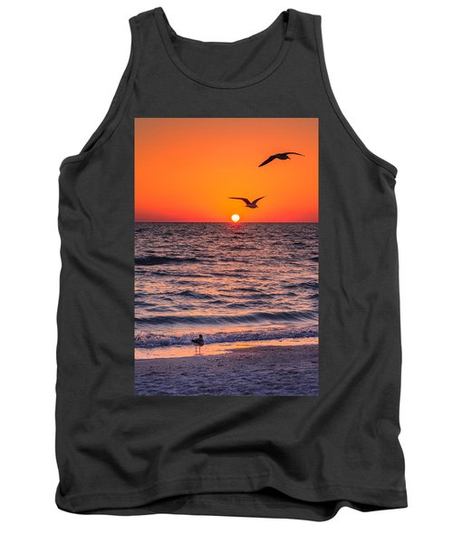 Seagull Hat-trick Tank Top