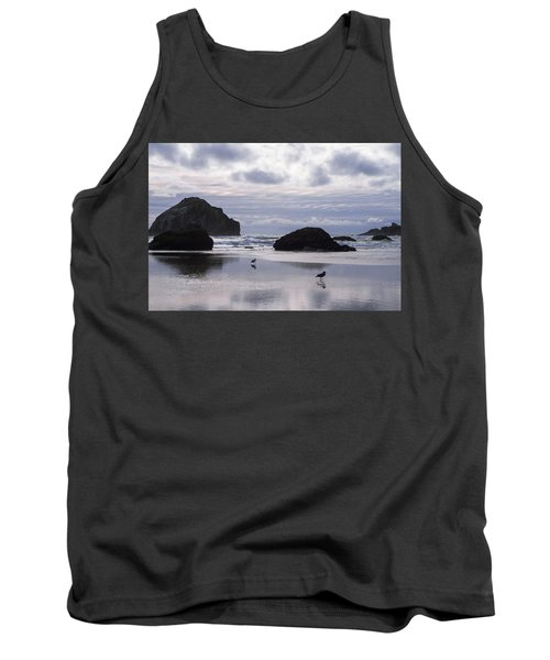 Seagull Reflections Tank Top
